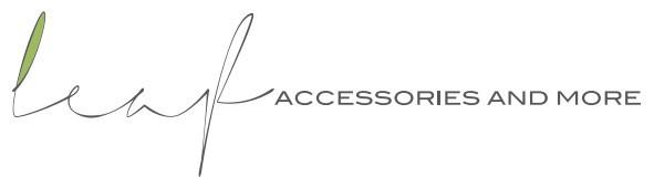 LEAF accessories and more - portafogli